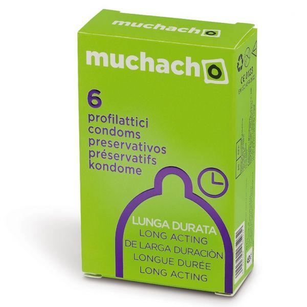 PROFILATTICI MUCHACHO LONG ACTING RITARDANTE  6 PZ