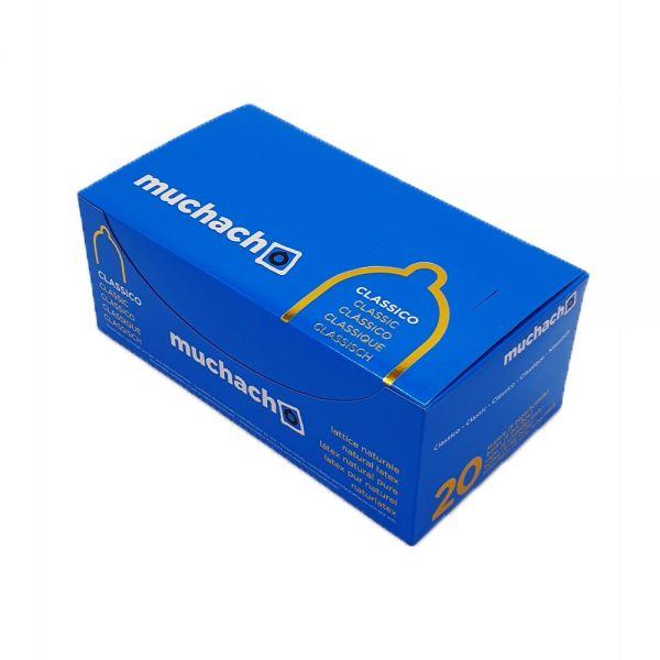 PROFILATTICI MUCHACHO CLASSICI- BOX DA 20 PACCHETTI DA 6 PZ