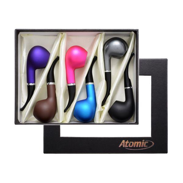 Atomic Pipa Metallic Rubber