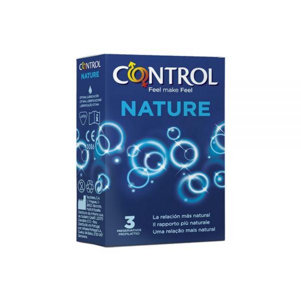 Preservativi Control Nature - 3 Pezzi