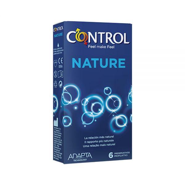 Preservativi Control Nature - 6 Pezzi