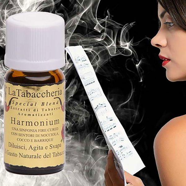 Special Blend Harmonium La Tabaccheria Estratto Organico Concentrato Boccetta da 10ml