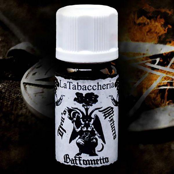 Hell's Mixtures Baffometto La Tabaccheria Estratto Organico Concentrato Boccetta da 10ml