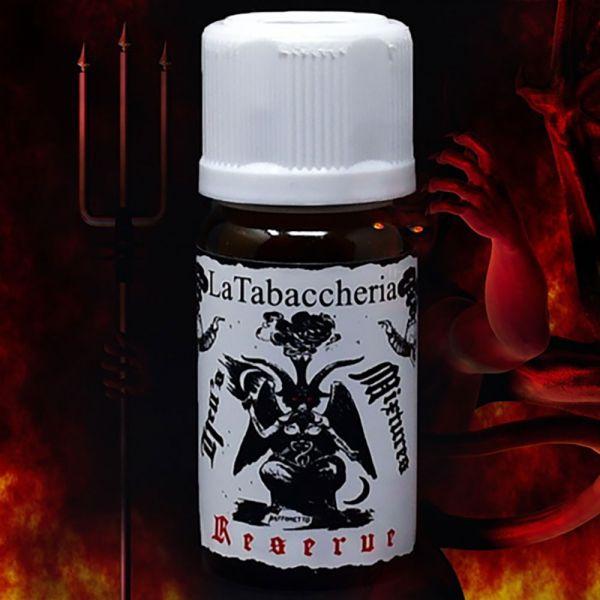 Hell's Mixtures Baffometto Reserve La Tabaccheria Estratto Organico Concentrato Boccetta  da 10ml