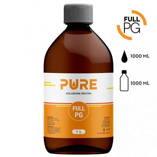 FULL PG - PURE - 1000 ML - NICOTINA 0 MG