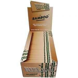 CARTINE RIZLA BAMBOO CORTE BOX DA 50 LIBRETTI