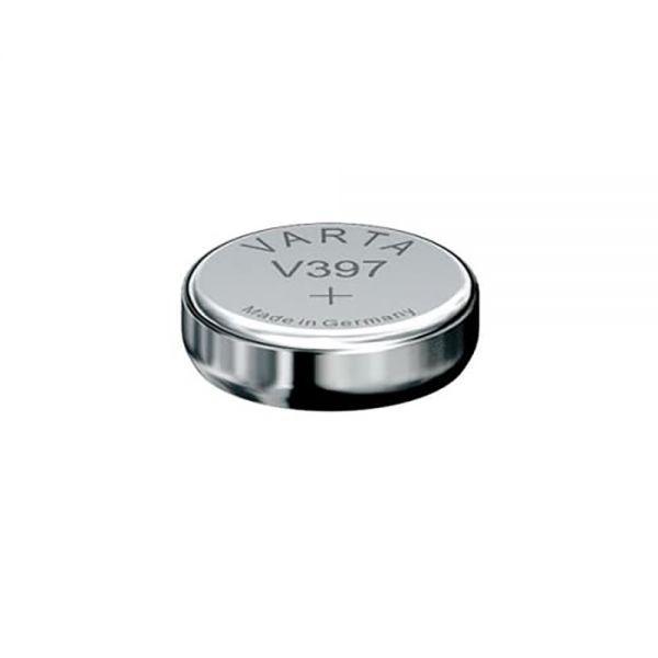 Batteria / pila per orologi Varta V397 SR59 / SR726SW 397 (x1) Batteria pila a bottone