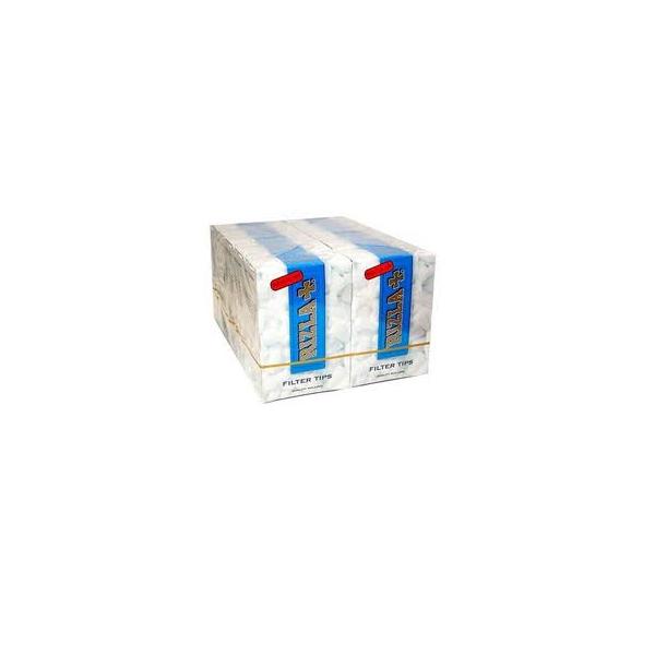 40 BUSTINE da 120 Pezzi in Busta 4800 FILTRI DAVID ROSS SLIM Ruvidi 6mm in BAG