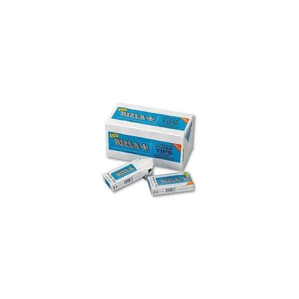FILTRI RIZLA ULTRA SLIM 5,7mm POPPATIPS CONFEZIONE 20 SCATOLE DA 120 FILTRI