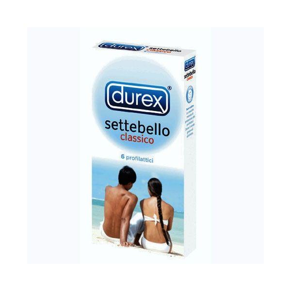 PROFILATTICI SETTEBELLO CLASSICO DUREX 6 PZ