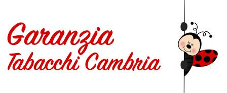 Garanzia Tabacchi Cambria